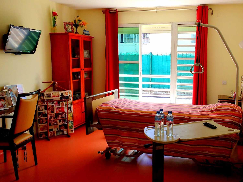 Découvrez les chambres de l'EHPAD Akamanman